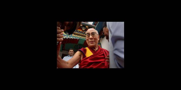 Pékin veut qu'Obama annule sa décision de recevoir le dalai lama - La Libre