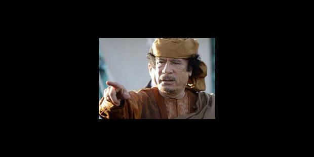 """Tripoli dément avoir un plan """"suicidaire"""" - La Libre"""