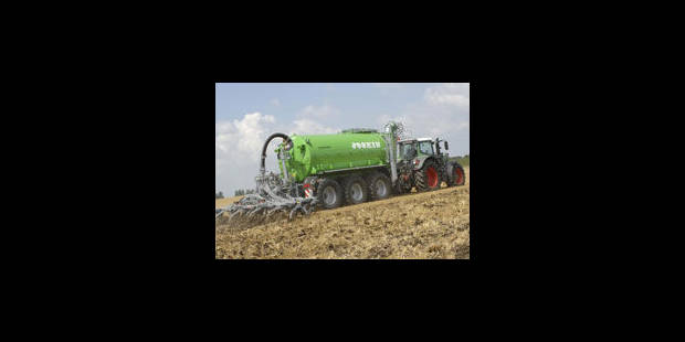 Machines agricoles et bon sens paysan - La Libre
