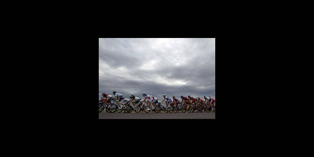 Un technicien retrouvé mort au Tour de France - La Libre