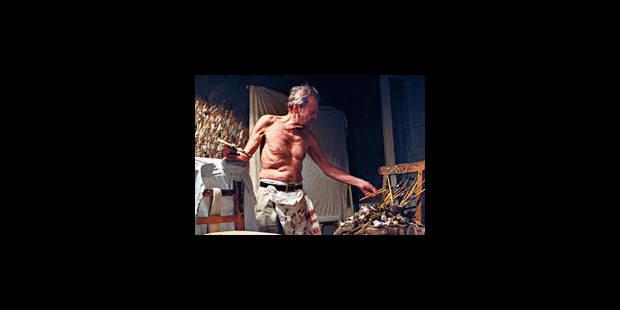 Avec Freud, la peinture se faisait Chair - La Libre
