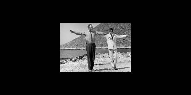 Michael Cacoyannis, Zorba et le sirtaki - La Libre