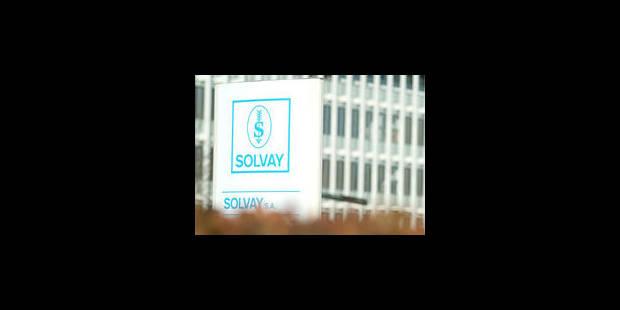 Solvay va construire une nouvelle méga-usine en Arabie Saoudite - La Libre