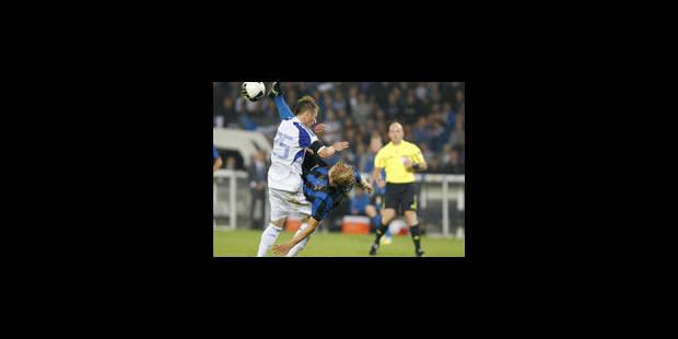 Le FC Bruges bat le FK Qarabag 4-1 - La Libre