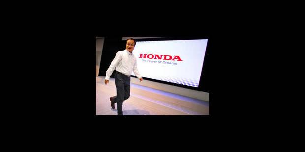 Honda rappelle 200.000 voitures dans le monde, dont 147 en Belgique - La Libre