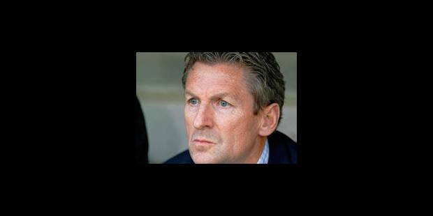 Francky Dury est le nouveau directeur technique de l'Union belge de football - La Libre
