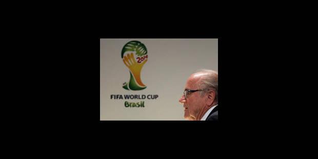 La finale du Mondial 2014 se jouera au Maracana à Rio - La Libre