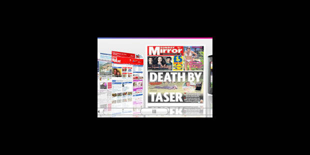 Le groupe Trinity Mirror examine ses pratiques éditoriales - La Libre