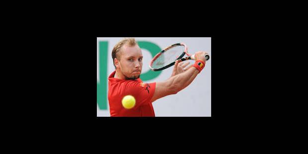 Steve Darcis quitte le Top 100 du classement ATP - La Libre