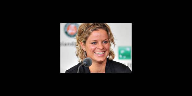 Kim Clijsters 5e athlète la mieux payée au monde - La Libre