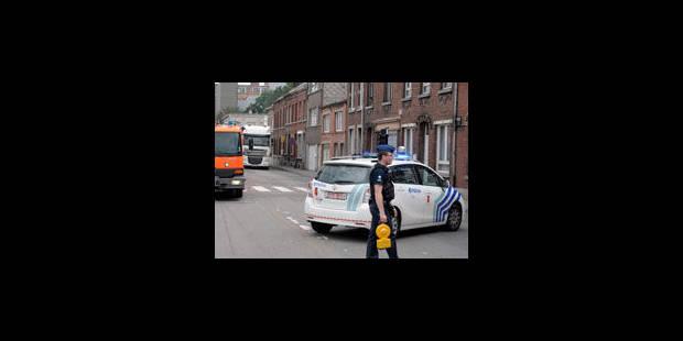 Fuite de gaz à Liège : 26 personnes évacuées - La Libre