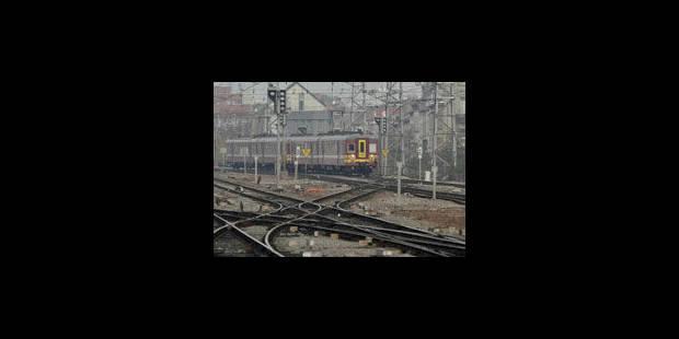 SNCB: la liaison Bruxelles-Maastricht deviendra Bruxelles-Visé - La Libre