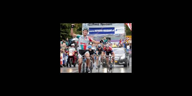 Fusion des équipes belges Quick Step et Omega Pharma - La Libre