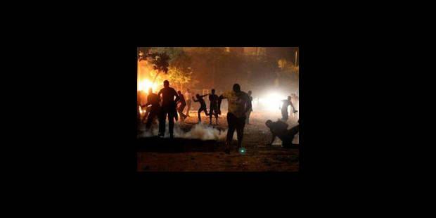 Manifestation monstre des islamistes au Caire - La Libre
