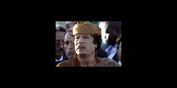 Le régime libyen dément la mort d'un fils de Kadhafi dans un raid de l'Otan - La Libre