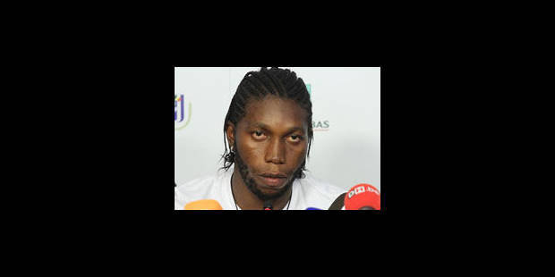 """Mbokani: """"J'avais volé des titres ici avec le Standard, je veux les rendre à Anderlecht"""" - La Libre"""