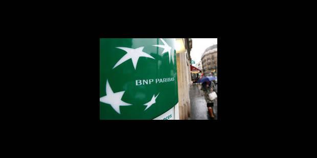 Perte de 4 milliards sur les actions BNP de la Belgique - La Libre
