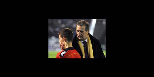 """Leekens: """"Hazard est indispensable à l'équipe nationale"""" - La Libre"""