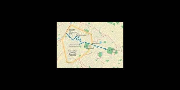 Cyclovia arrive à Bruxelles sur les chapeaux de roues - La Libre