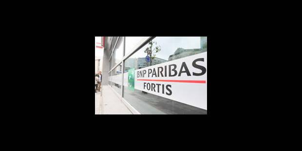 Fin des problèmes techniques aux distributeurs de BNP Paribas Fortis - La Libre