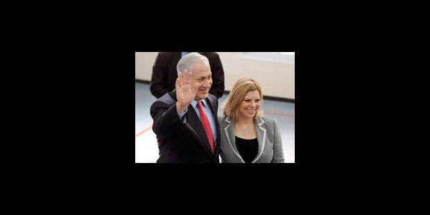 Les caprices de Sarah Netanyahou - La Libre