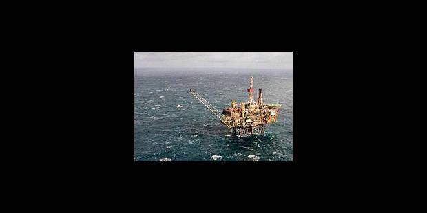 La marée noire se poursuit en mer du Nord - La Libre