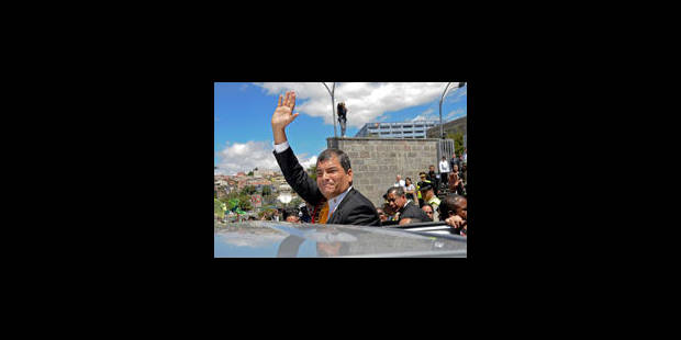 La Belgique, terre de villégiature du président équatorien - La Libre