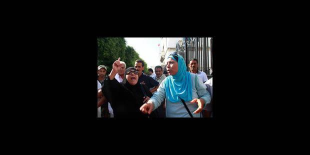 Les électeurs tunisiens boudent la première étape des élections post-Ben Ali - La Libre