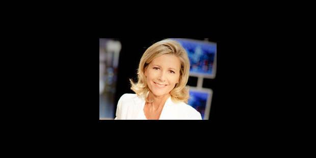 20 ans de JT de Claire Chazal sur TF1, un indémodable? - La Libre
