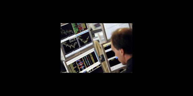 Séance catastrophique pour les Bourses - La Libre