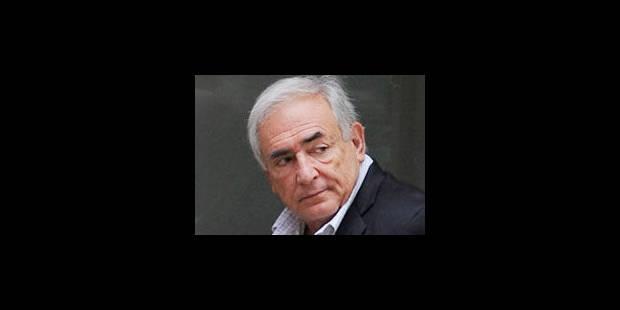 Les avocats de DSK estiment que le rapport médical ne prouve rien - La Libre