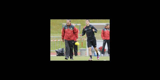 Hazard aurait insulté Leekens et Wilmots - La Libre