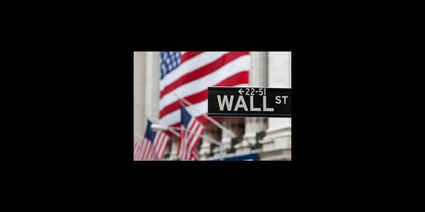 Wall Street ouvre en nette hausse - La Libre