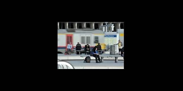 Ce qui fâche à la gare de Liège-Guillemins - La Libre