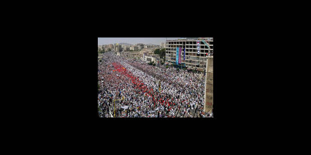 """Syrie: la répression """"pourrait relever de crimes contre l'humanité"""" - La Libre"""