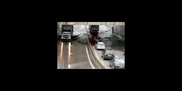 Bruxelles et ses environs durement touchés par les orages - La Libre