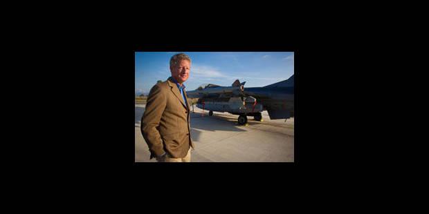 Libye : les F-16 belges ont encore bombardé dans la nuit de dimanche à lundi - La Libre