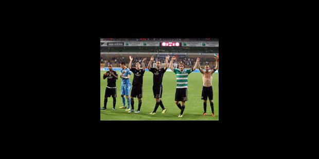Anderlecht qualifié laborieusement (2-2) - La Libre