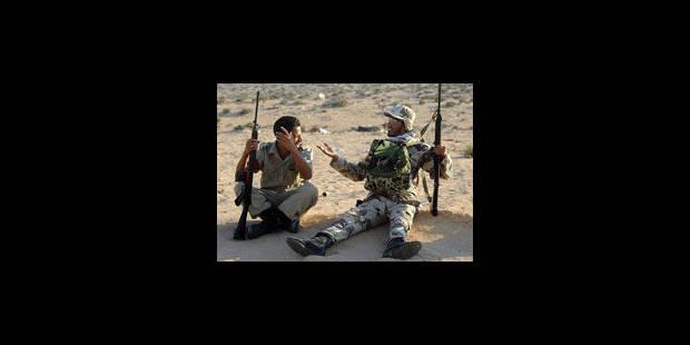 Libye: les rebelles préparent la dernière grande bataille dans l'Ouest