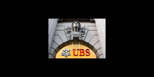 UBS supprime 3.500 emplois dans le monde - La Libre