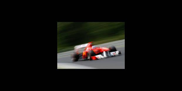 Alonso : ?Gagner Spa pour la 1re fois? - La Libre