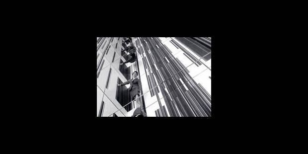 L'artiste de la verticalité - La Libre