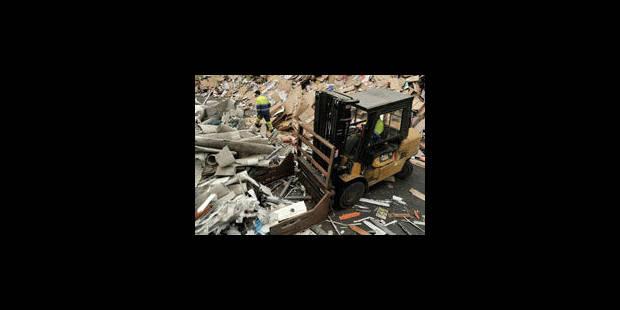 La juteuse seconde vie des emballages recyclés - La Libre