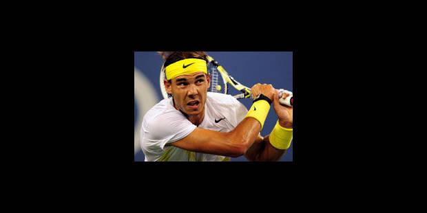 Nadal dans la douleur, Djokovic dans un fauteuil - La Libre