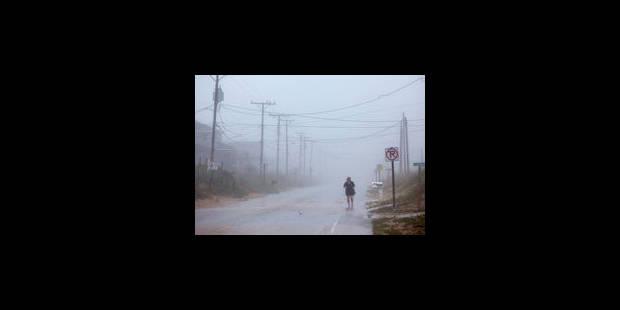 Caroline du nord: des centaines de milliers de personnes sans électricité - La Libre