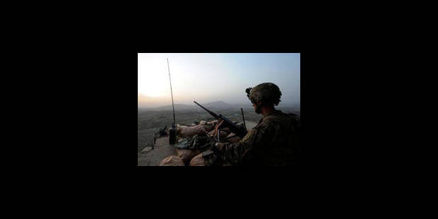 8 ans en Afghanistan, sans la moindre perte belge - La Libre