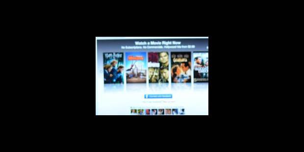 Croissance de 30 pc pour les dépenses en vidéo à la demande en 2010 - La Libre