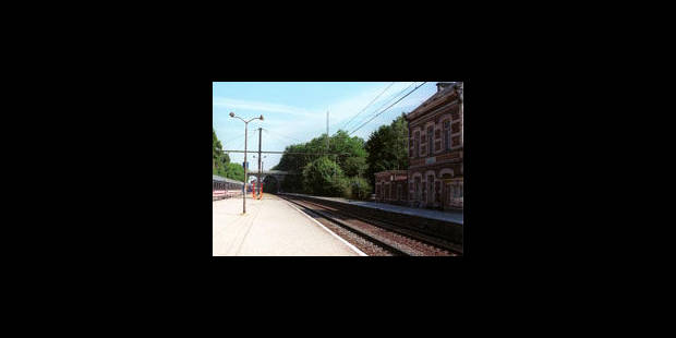 Perturbation sur la ligne ferroviaire Bruxelles-Namur - La Libre