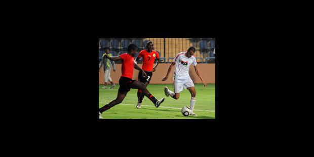 Football - La Libye gagne avec un nouveau drapeau et un nouvel hymne - La Libre