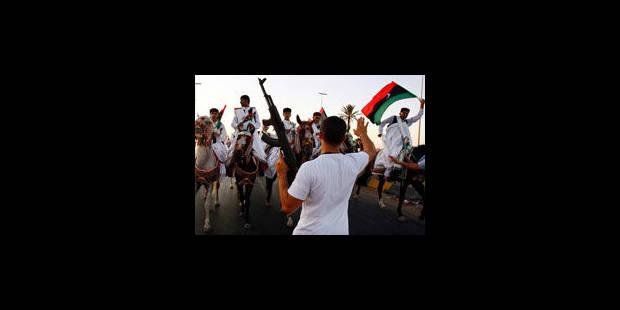 Libye: l'ultimatum a expiré, les forces pro-CNT prêtes à l'offensive - La Libre